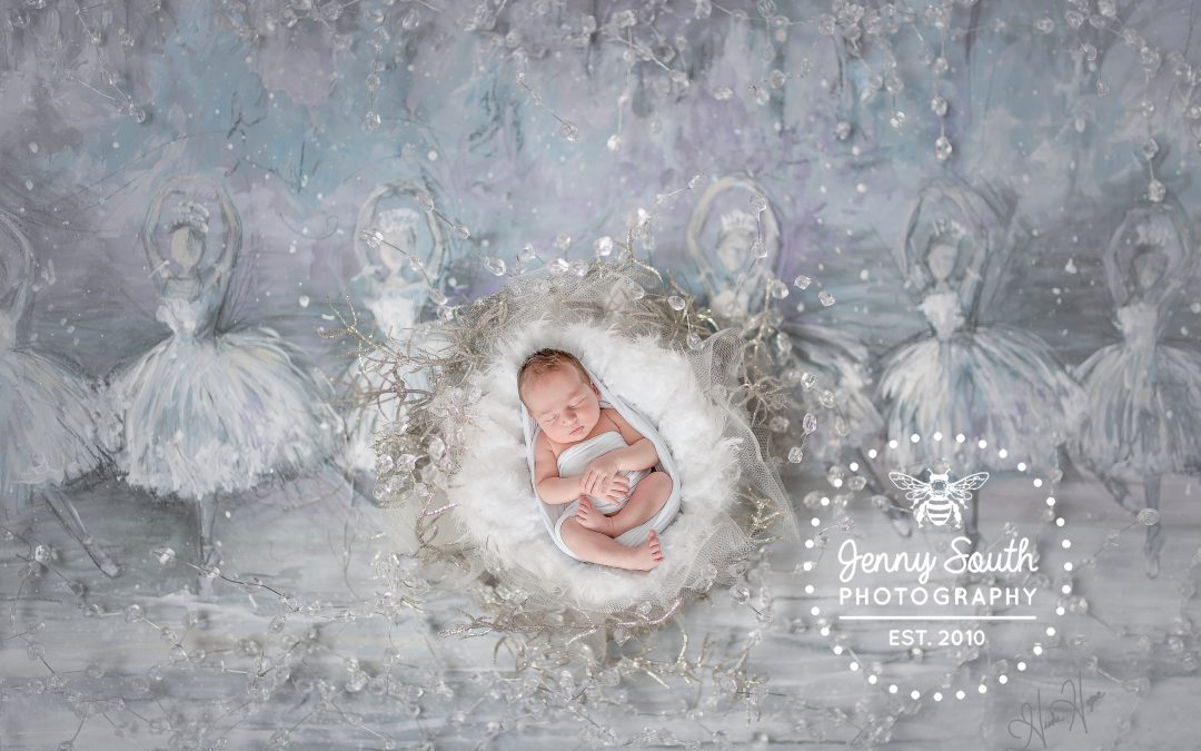 Baby K's Newborn Session.