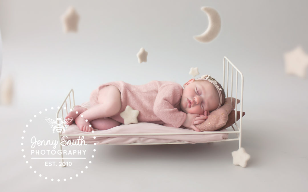 Baby L's Magical Newborn Session