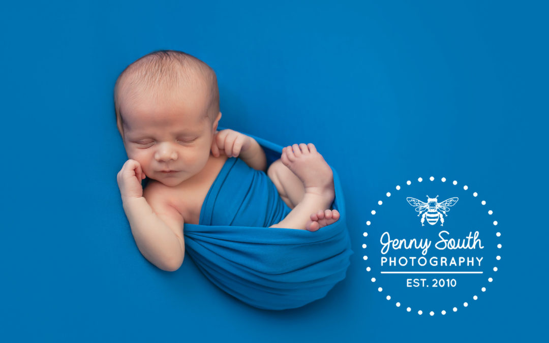 Baby R's Newborn Session